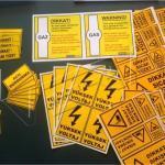 uyarı etiketleri
